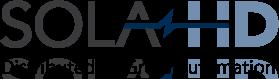 SolaHD logo graphic